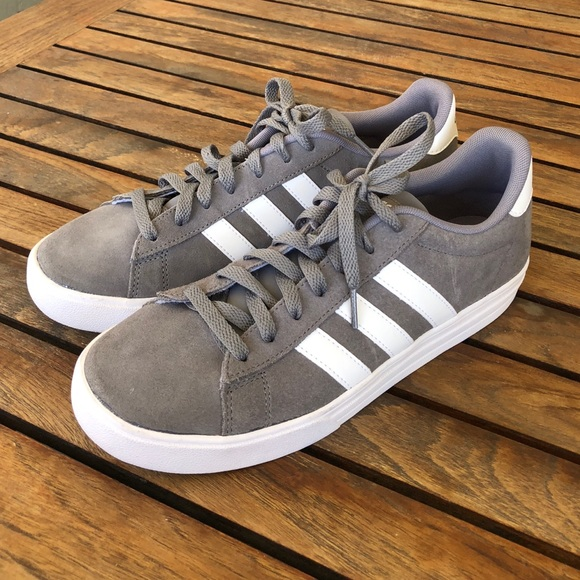 outlet store 04ad8 e03d0 adidas Other - Men s ADIDAS campus shoes grey size 9